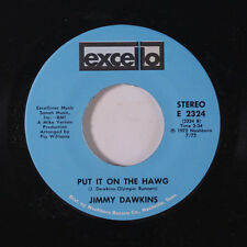 JIMMY DAWKINS: Put It On The Hawg / Things I Used To Do 45 Funk