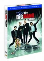 Sit - Com THE BIG BANG THEORY - La quarta stagione completa (3 Dvd)