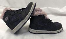 Jordan Toddler Girl Purple/Pink High Premier 543826-509 Size 5C Preowned