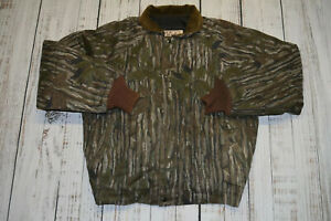 Vintage Walls Blizzard Pruf Realtree Camo Insulated Hunting Jacket Size Medium