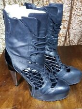TOPSHOP UNIQUE LADY'S BOOTS...SIZE 39