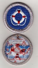 "Lifesaving Merit Badge, Type L, ""Since 1910"" Back (2012-Current)"