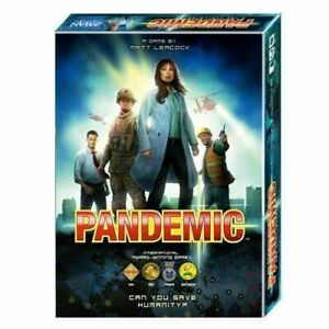 Pandemic 2013 Edition - NEW Board Game - AUS Stock