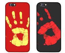 Matte Skin Thermal Sensor Change Color Back Case Cover for iPhone 6 6S