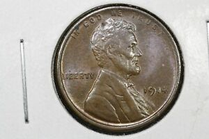 1914 Lincoln Cent, Choice BN Unc.