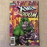 X-Men and Dr. Doom 1998 Marvel Comics Annual Comic Book