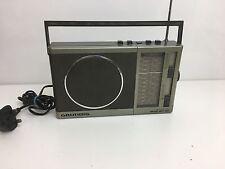 Grundig Music Boy Band 160 3 Radio retrò con adattatore di alimentazione