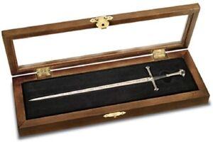 Herr der Ringe - Aragorn Schwert Anduril Miniatur Brieföffner - Noble Collection