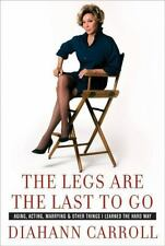 Diahann Carroll - Legs Are The Last To Go (2008) - Used - Trade Cloth (Hard
