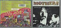 FRANK ZAPPA - ABSOLUTELY FREE CD 1988 RYKODISC RCD 10093