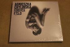 Chylińska Agnieszka - Forever Child (CD) POLISH RELEASE Z AUTOGRAFEM !!! SIGNED