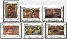 Timbres Arts Tableaux 3301/6 ** lot 23442