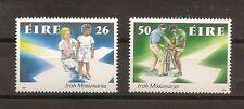 Irland 1990 Nr. 720-721, Irische Missionare Impfung postfrisch mnh