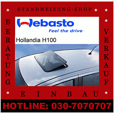 Webasto PKW Dach H100 DeLuxe
