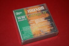 ORIGINAL MAXELL  DLT TAPE IV DATA CARTRIDGE 40/80GB    ad1y7