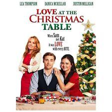 Love at the Christmas Table (DVD, 2013) Danica McKellar, Lea Thompson BRAND NEW