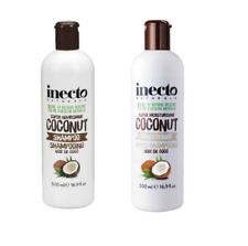 Inecto Naturals Super Nourishing Shampoo 500ml & Conditioner 500ml