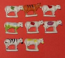 Série complète fèves vaches design r026