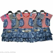 Unbranded Knee Length Casual Dresses (2-16 Years) for Girls