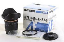 Objectif Tamron SP AF 11-18mm LD pour Canon EOS:70D 7D (20mm 10 Sigma EF-S 22)