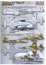 Print Scale Decals 1/72 NORTHROP F-5E TIGER II IRANIAN TIGERS