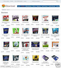 ReadyMade Ebooks Selling Website Business - 150+ items included