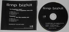 Limp Bizkit - N 2 Gether Now, Nookie - 2001 U.S. promo cd