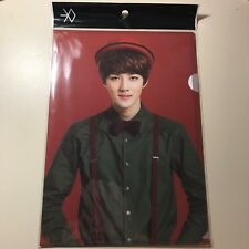 [OFFICIAL] EXO-K Oh Sehun File Holder EXODUS COEX SUM Miracles In December