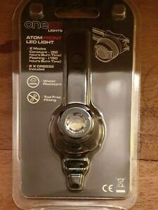 ONE23 Atom LED Front Bike Light