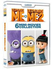 Cattivissimo Me 1 & 2 - Minimovie Collection DVD 748302247U UNIVERSAL PICTURES