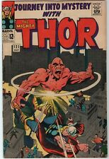 Silver Age Journey Into Mystery (Thor) #121 (Higher Grade)