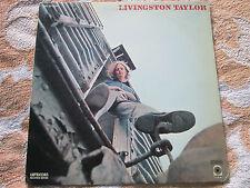 Livingston Taylor  Livingston Taylor  ATCO Records – SD 33-334 Vinyl LP Album