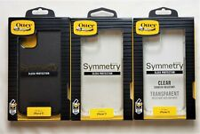 """Otterbox Symmetry Case for iPhone 11 - 6.1"""" Black / Clear / Stardust - NEW! XR"""