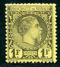 Monaco 1885 9 * eccellente € 1800 (z1303
