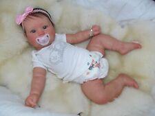 Reborn Reallife Baby Maddie by B. Brown Babypuppe Bausatz Rebornbaby ninisingen