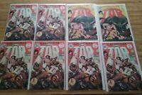 TOR #1 & #2 DC 1975 6 COPIES #1 ALL VF/NM JOE KUBURT STORY AND ART AND 2008 OF 6