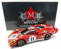 CMR 1/18 Scale Resin - 025 Ferrari 512S Long Tail #11 NART 4th 24H Le Mans 1970