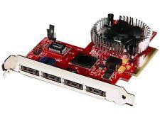 Norco 4629 4-Port eSATA Host RAID Controller Card - PCI-Ex4