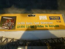 PROSES 1/32 RETRO STYLE GRANDSTAND LS-306. SLOT CAR