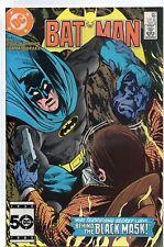 BATMAN #387 DC Comics 1985 NM/NM-