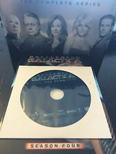 Battlestar Galactica - Season 4.5, The Plan REPLACEMENT DISC (not full season)