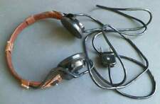 NEW / NOS_OLD_High_Impedance_(Z=4000 Ohms)_Military_Headphone - AAA_[=T=]