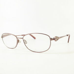 Charmant CH12082 Full Rim R521 Used Eyeglasses Frames - Eyewear
