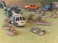 20mm Zombie Appocalipse Game Figures