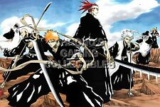 RGC Huge Poster - Bleach Anime Poster Glossy Finish - BLG079