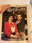 Radio Times 1986 East Enders 12 page extra special 1st anniversary