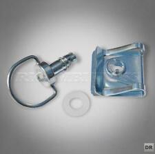 DZ1 DZUS ¼ D-Ring Drehverschluss HONDA CBR 600 900 1000 R CNC Schnellverschluss