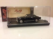 Bang 7177 - Alfa Romeo Giulietta Sprint 2 Series 1959 - Black - 1:43 - NIB