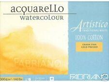 Papier Aquarelle Fabriano Artistico 20 Bl 23x30,5cm 300 Gr
