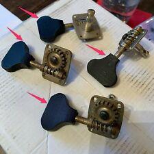 Perlgold Guitar Bass Turning Pegs Tuners Keys Machine Heads set of 5